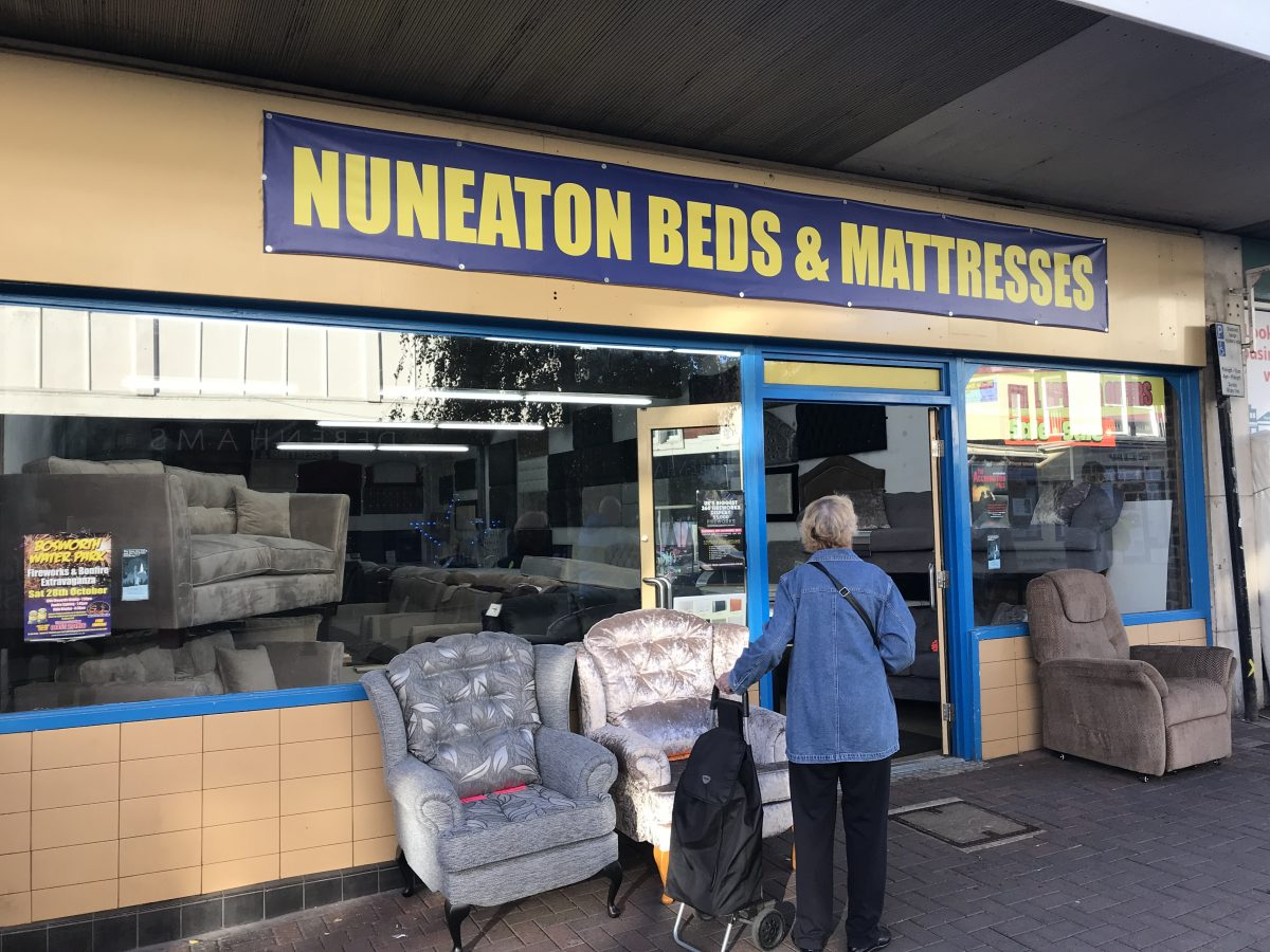 Nuneaton Beds & Mattressess