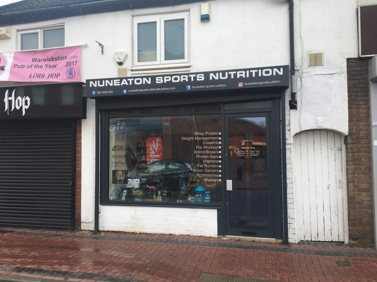 Nuneaton Sports Nutrition - Nuneaton