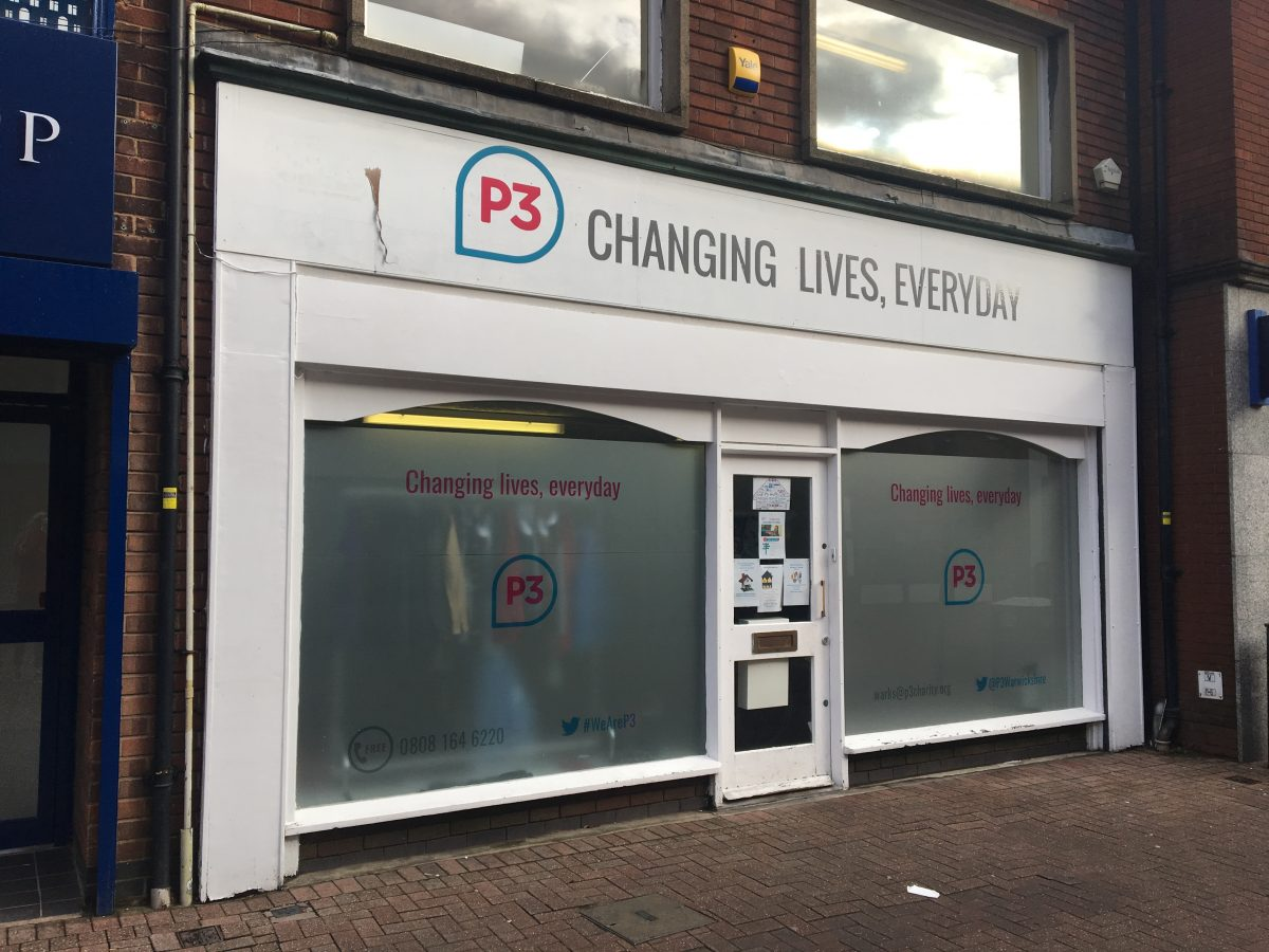 P3 Changing Lives - Nuneaton