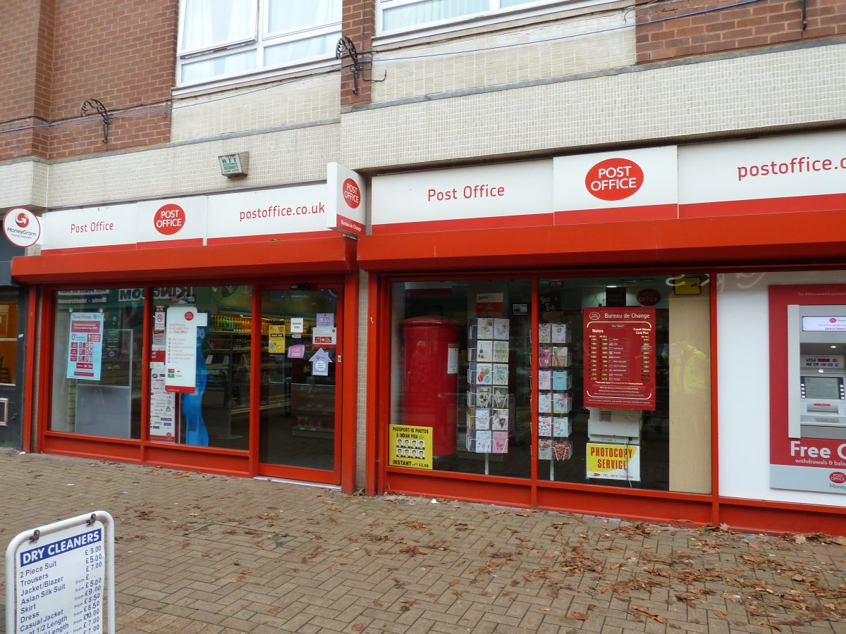 Post Office - Bedworth