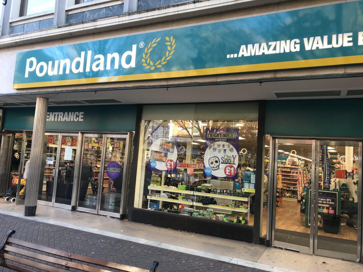 Poundland - Nuneaton