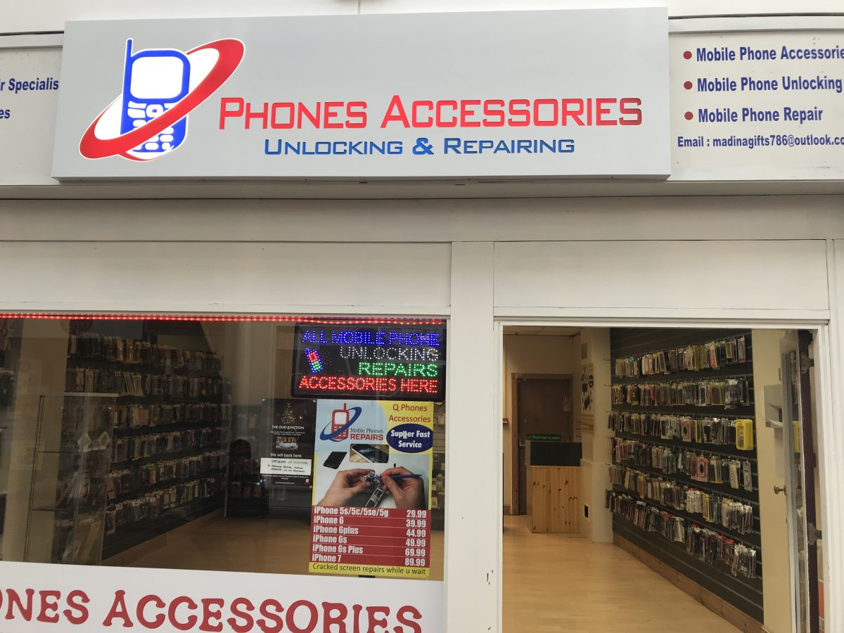Q Mobile Phones & Accessories-Nuneaton