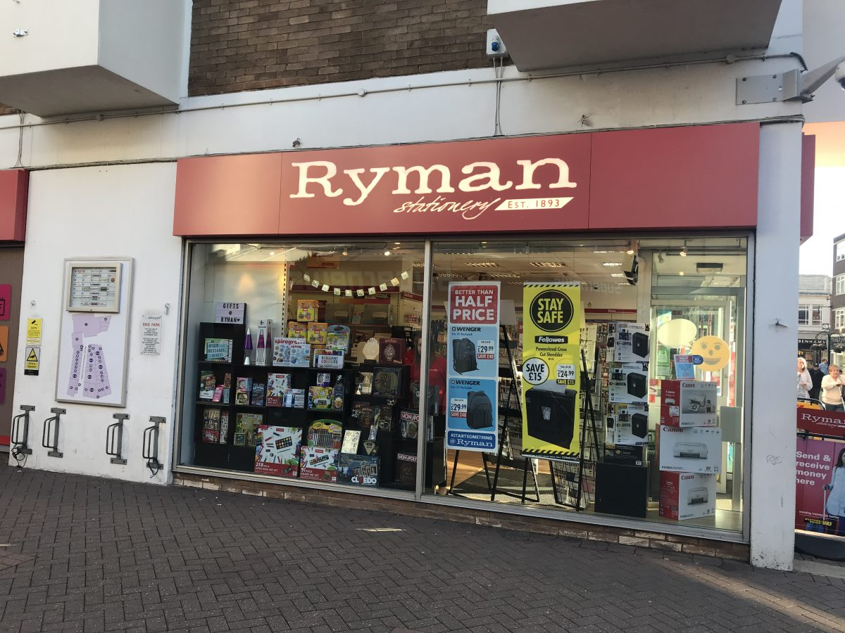 Ryman The Stationer-Nuneaton