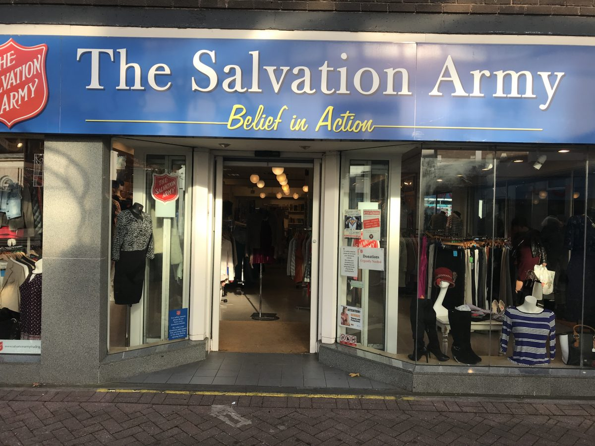 Salvation Army-Nuneaton