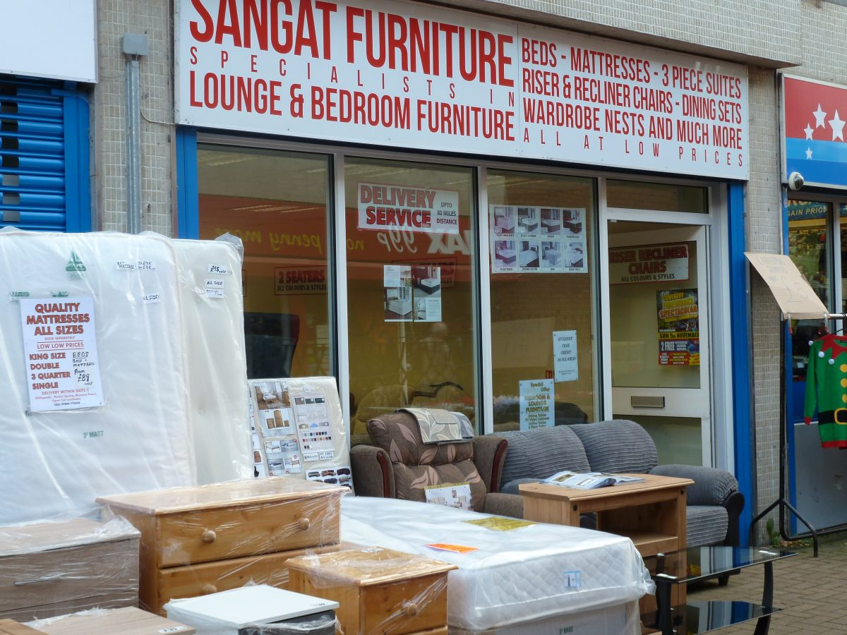 Sangat Furniturer - Bedworth