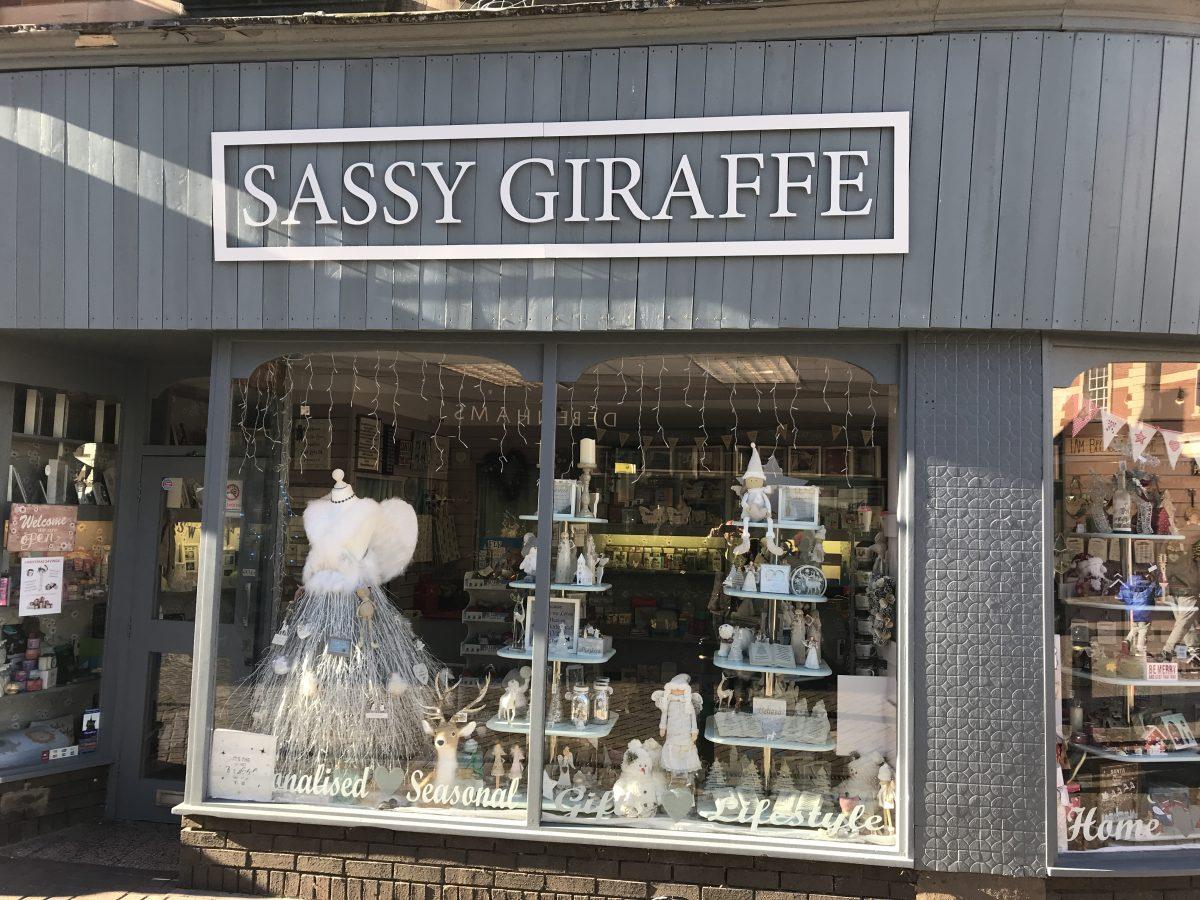 Sassy Giraffe-Nuneaton