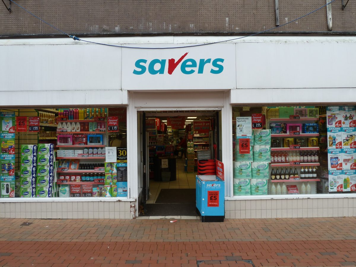 Savers - Bedworth