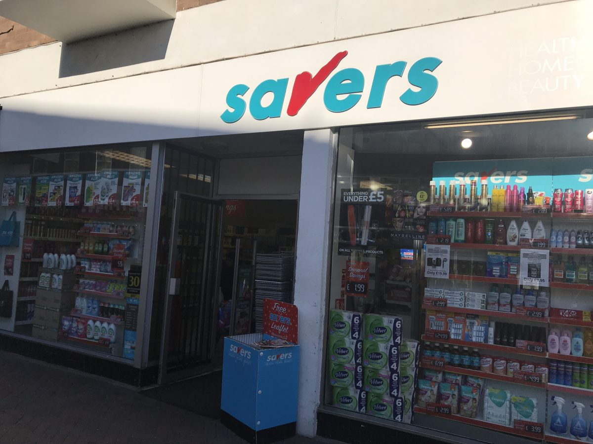 Savers-Nuneaton