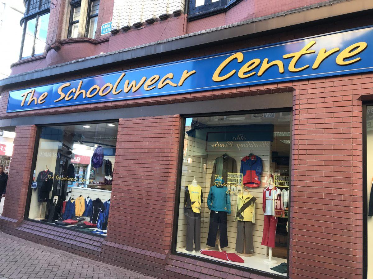 Schoolwear Centre-Nuneaton