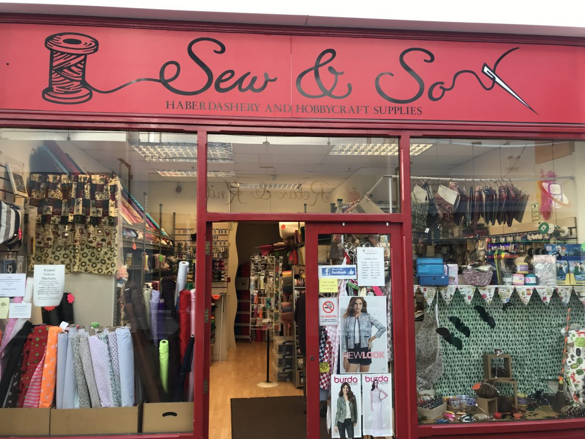 Sew & So-Nuneaton