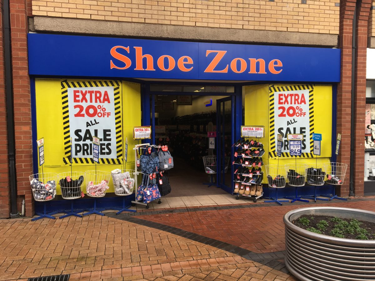 Shoe Zone - Nuneaton