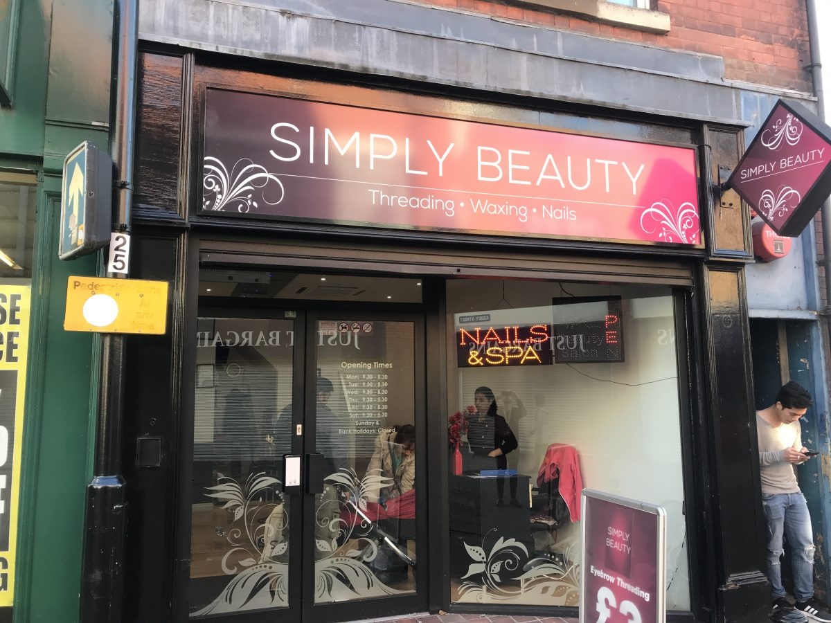 Simply Beauty-Nuneaton