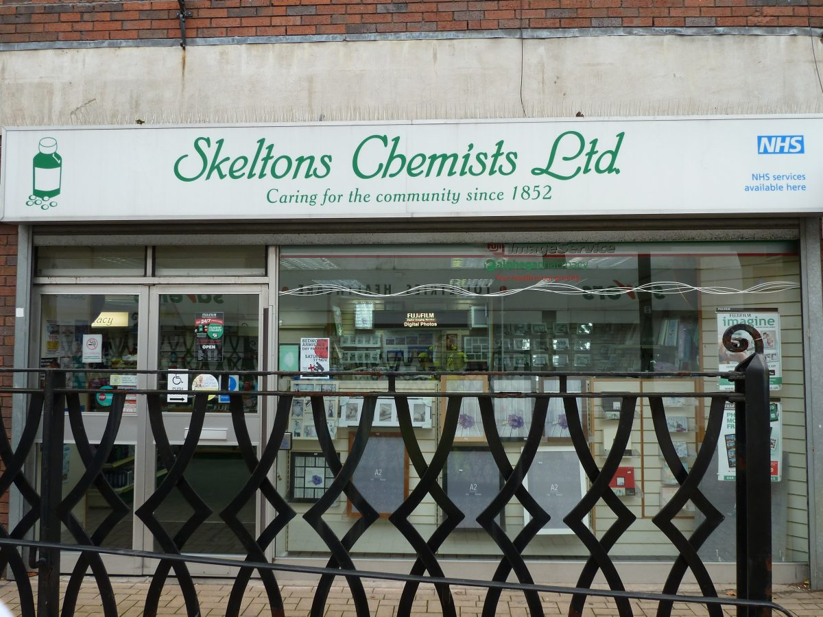 Skeltons Chemist - Bedworth