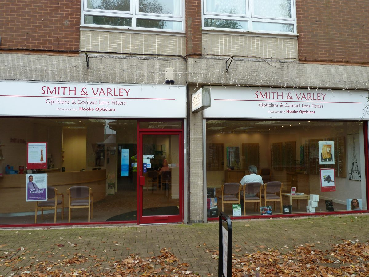 Smith and Varley Opticians - Bedworth