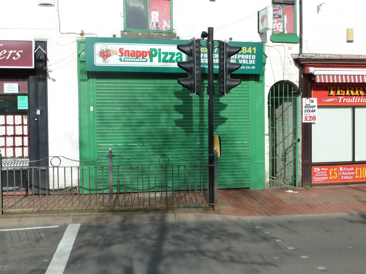 Snappy pizza - Bedworth