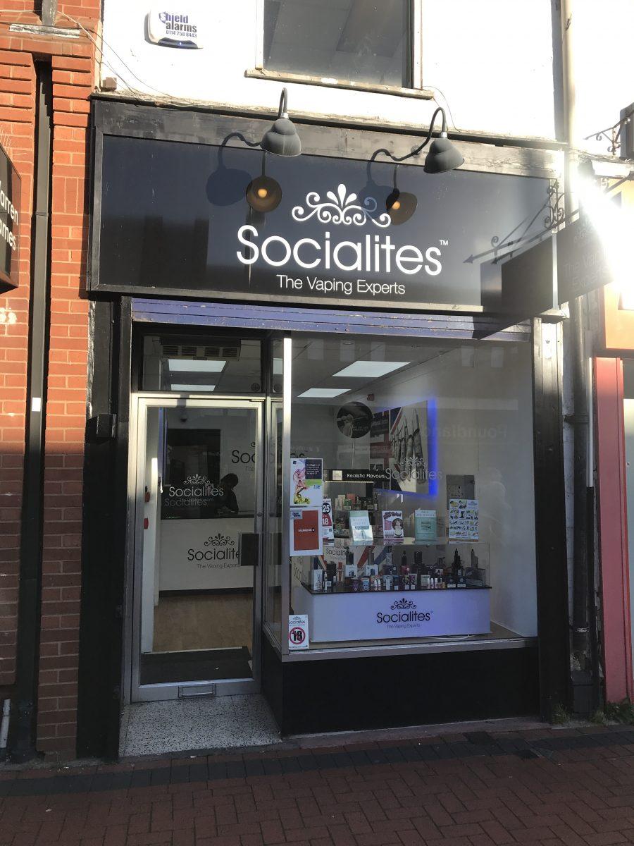 Socialites-Nuneaton