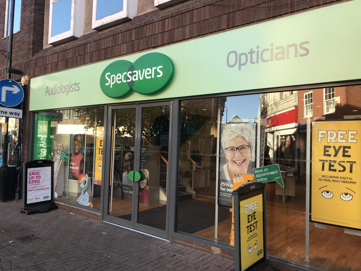 Specsavers-Nuneaton