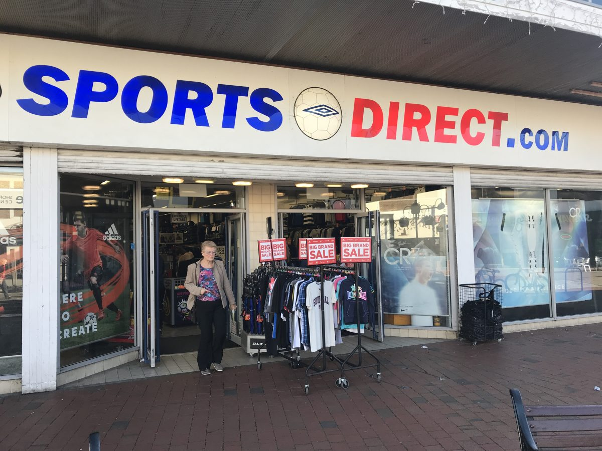 Sports Direct-Nuneaton