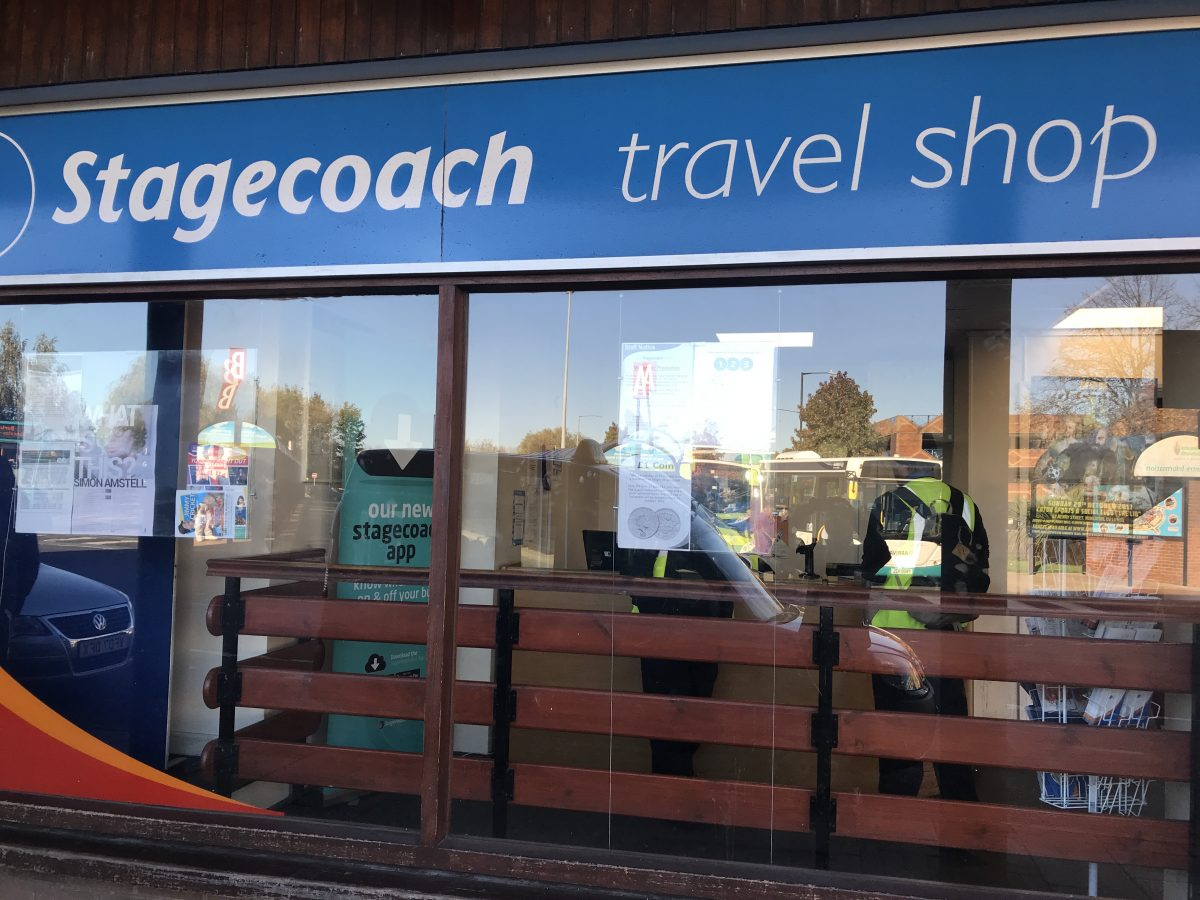 Stagecoach-Nuneaton