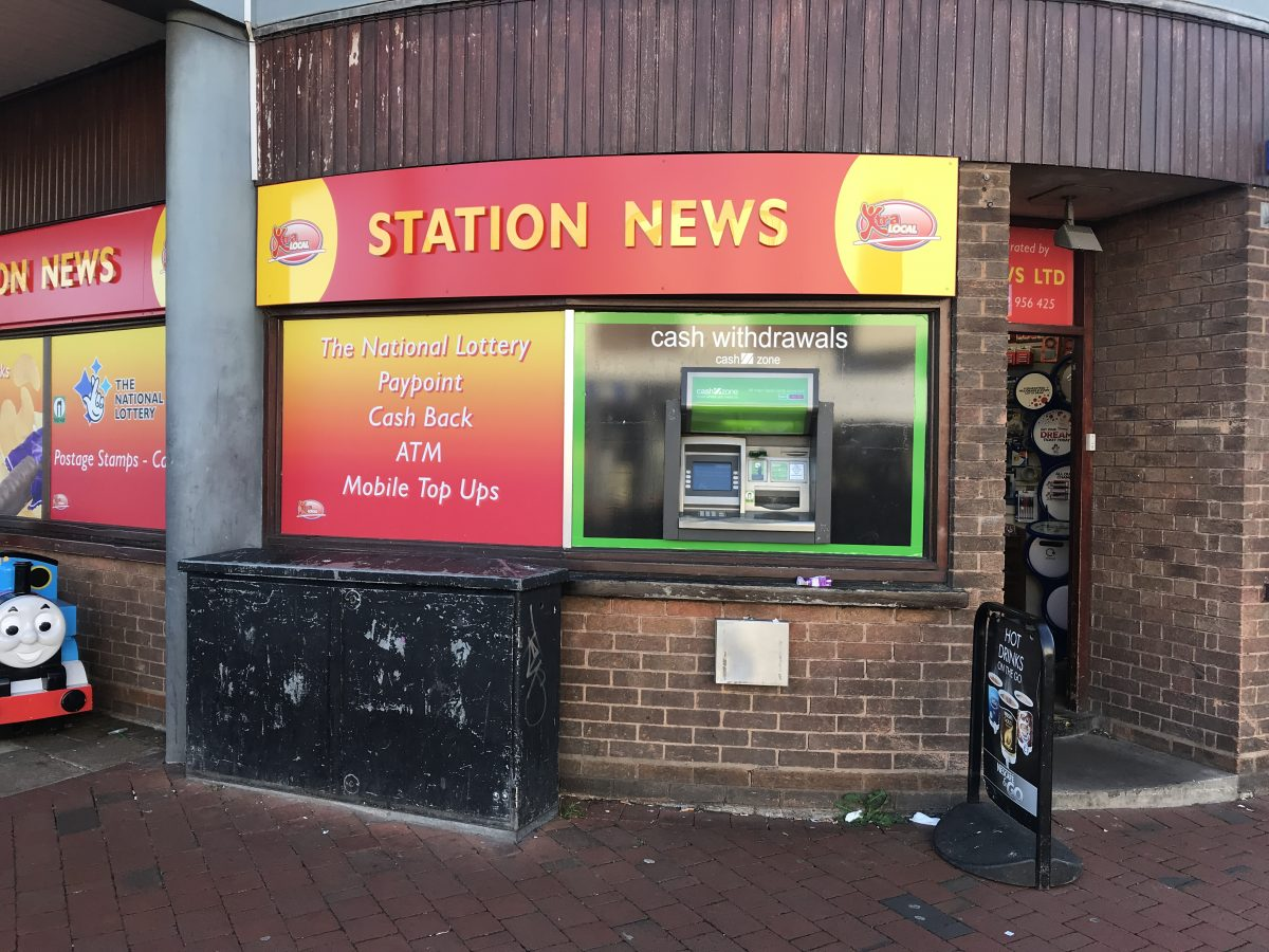 Station News-Nuneaton