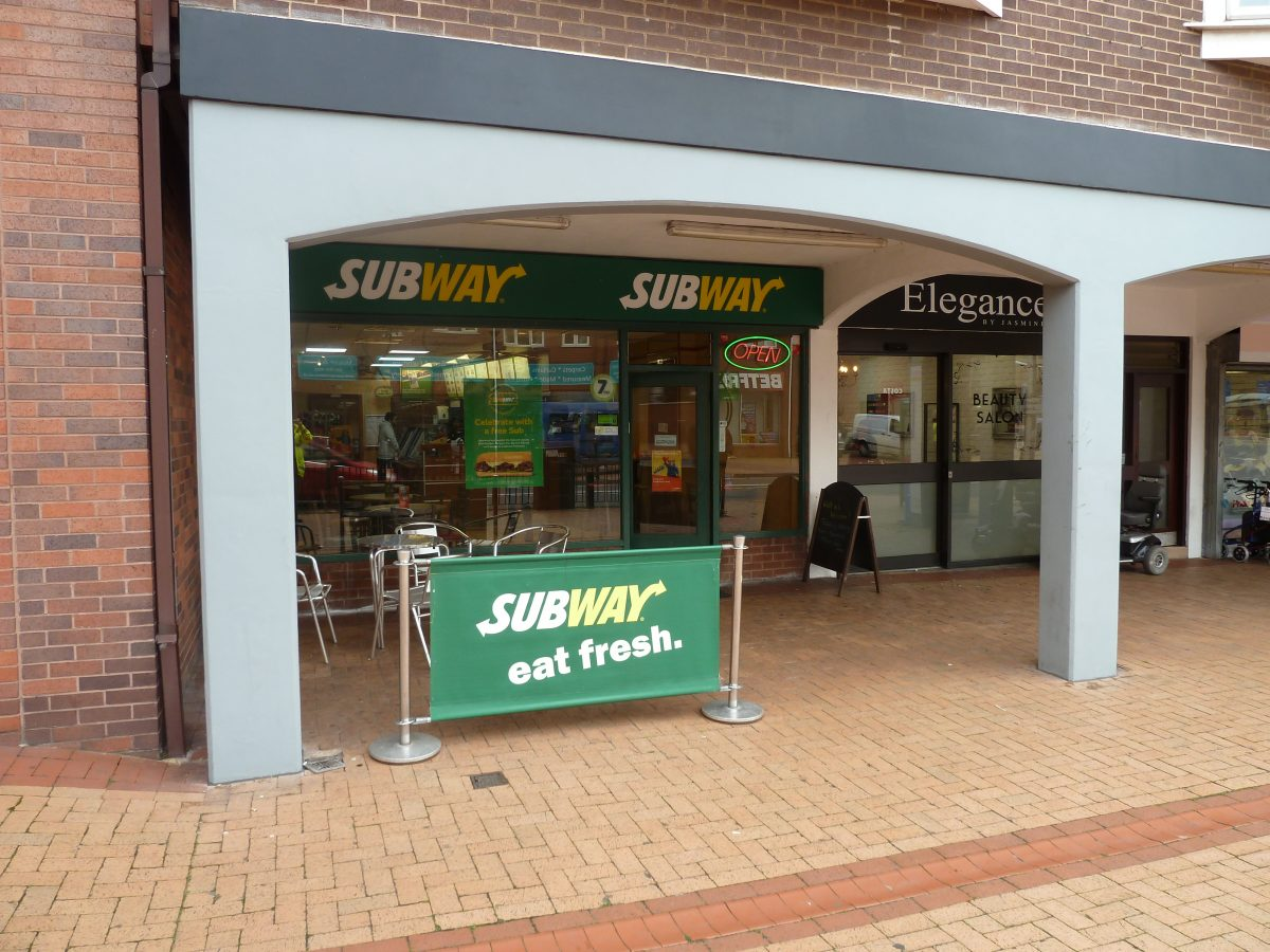 Subway - Bedworth