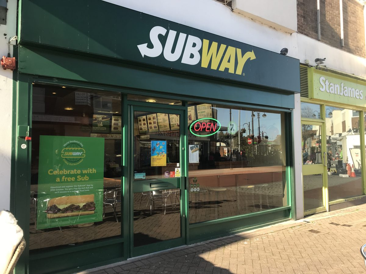 Subway-Nuneaton