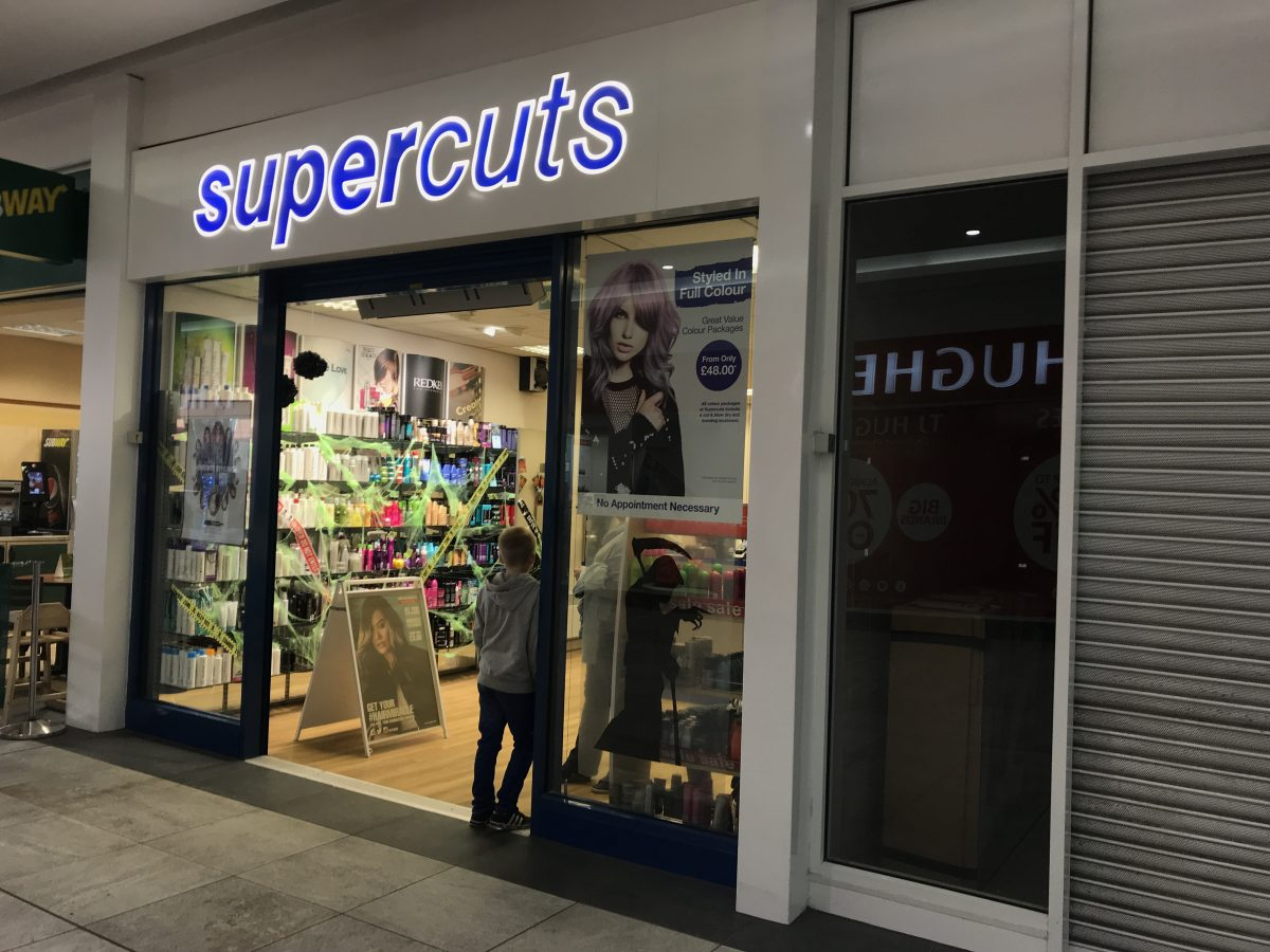 Supercuts-Nuneaton