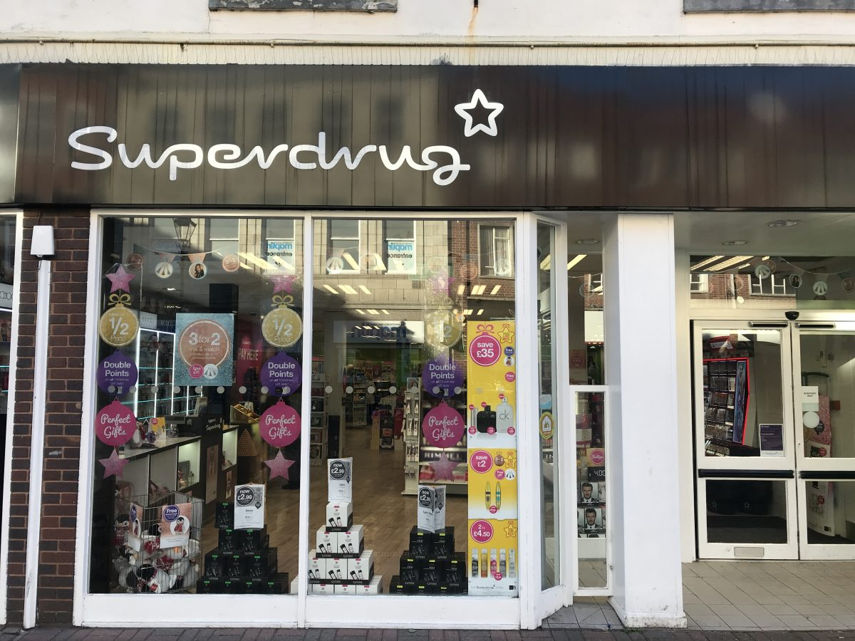 Superdrug-Nuneaton
