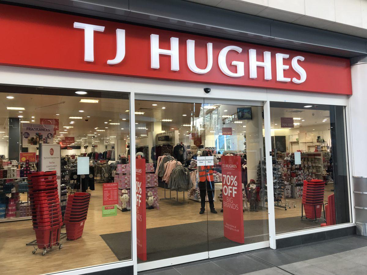 T J Hughes - Nuneaton