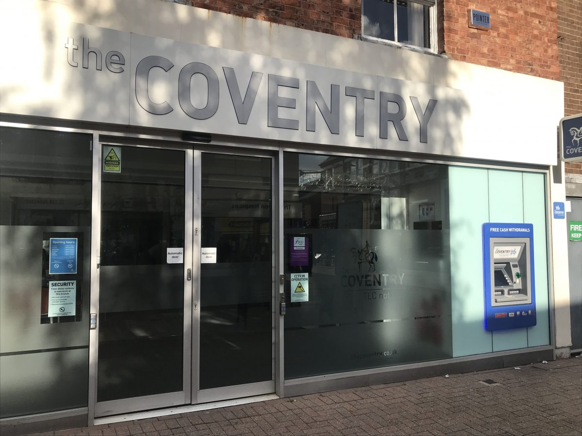 The Coventry Building Society - Nuneaton