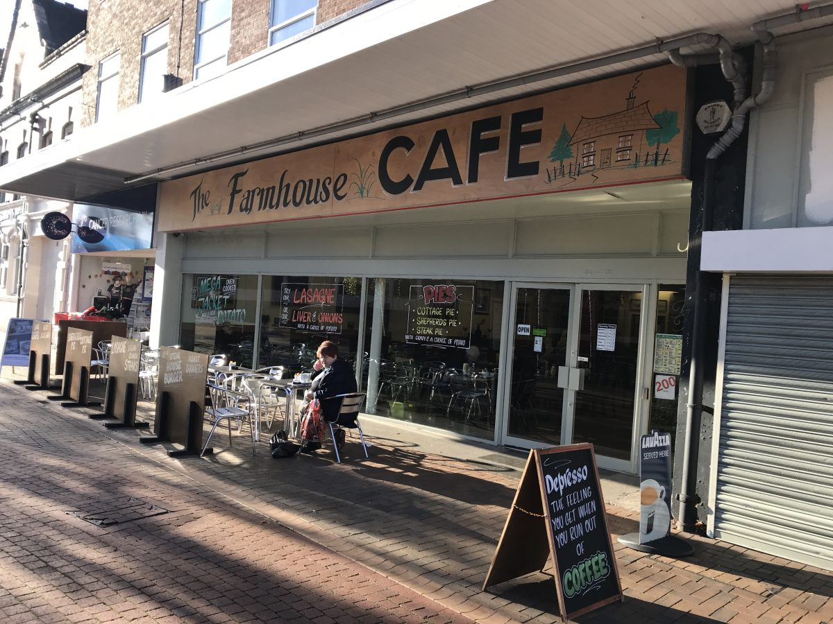 The Farmhouse Cafe - Nuneaton