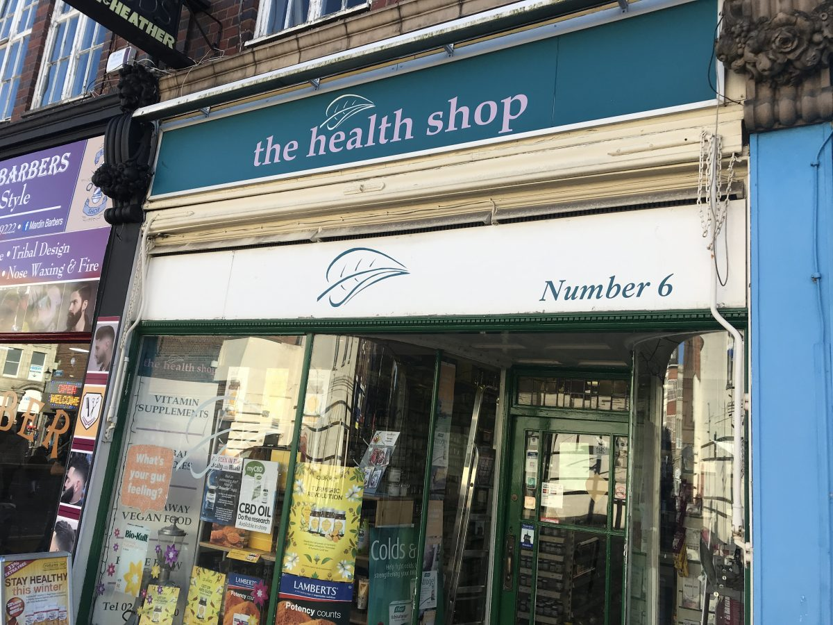 The Health Shop - Nuneaton