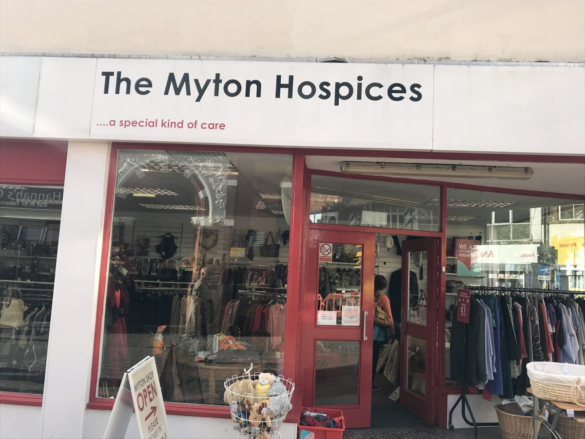 The Myton Hospices-Nuneaton