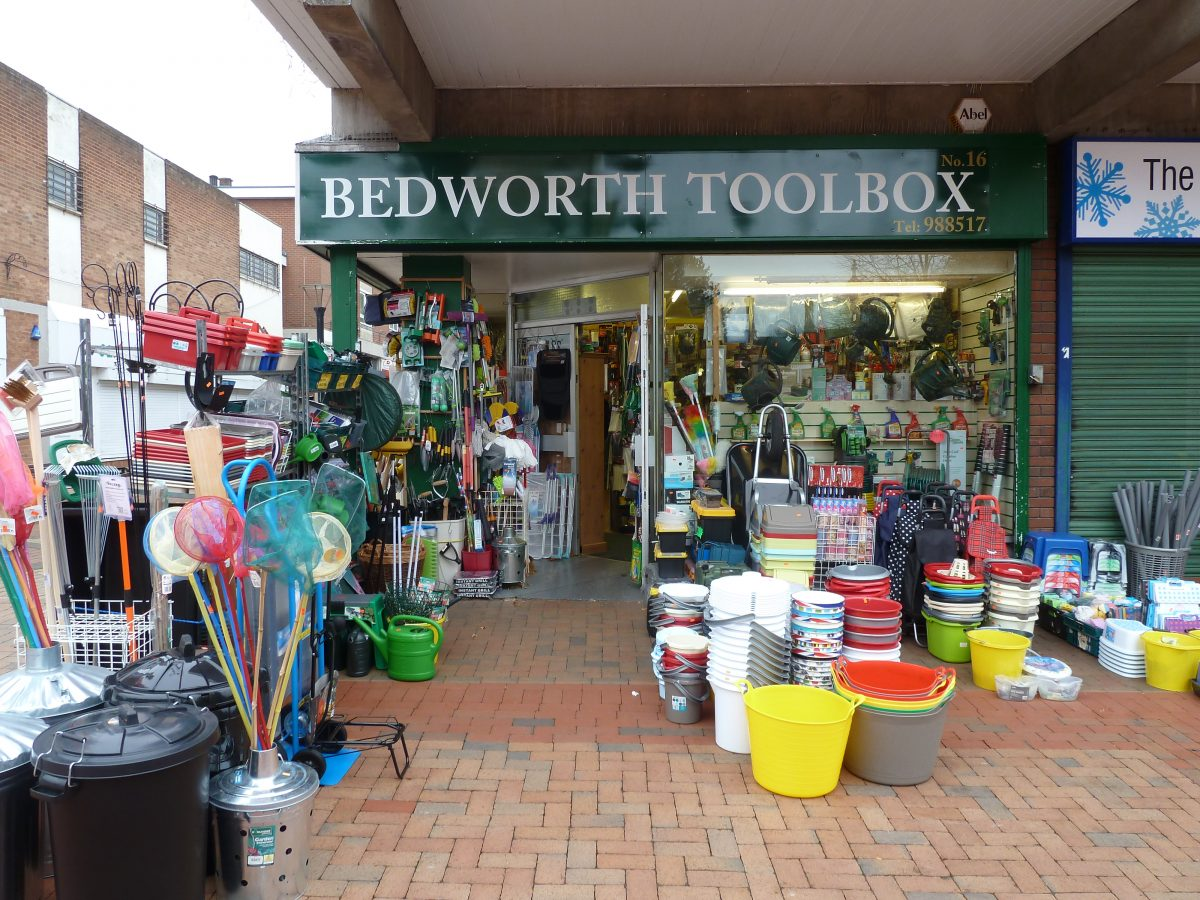 The Toolbox - Bedworth