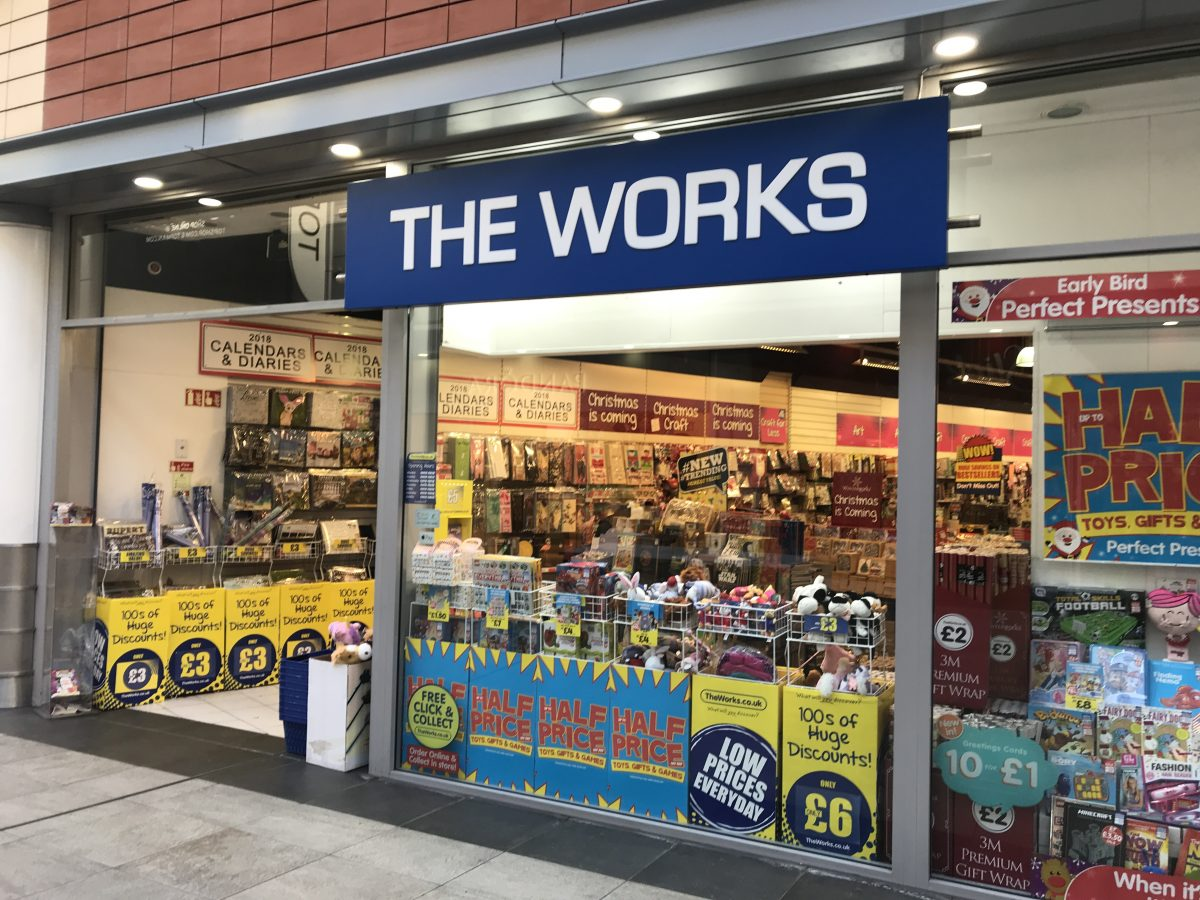 The Works-Nuneaton