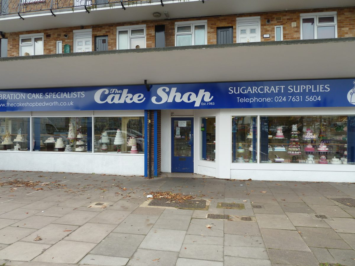 The cake shop - Bedworth