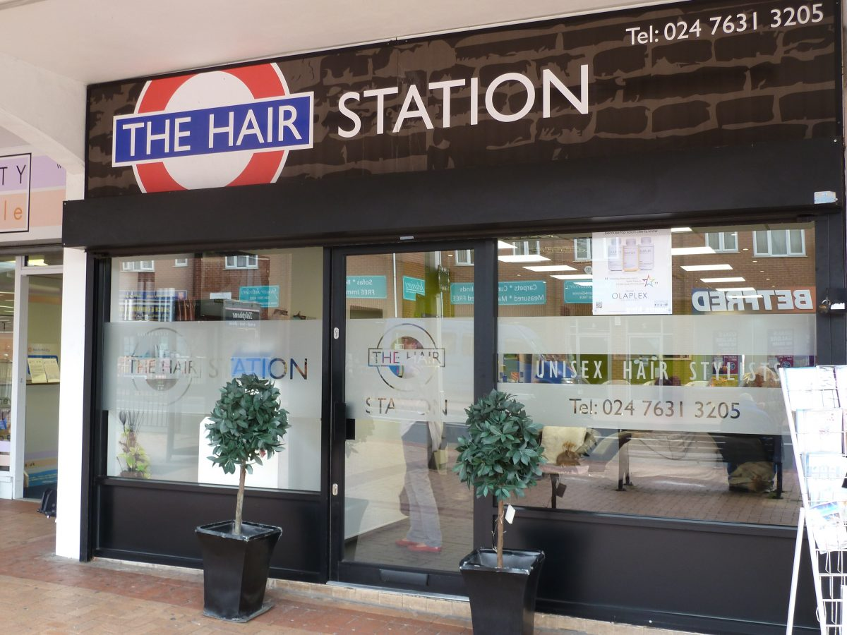 The hair station - Bedworth