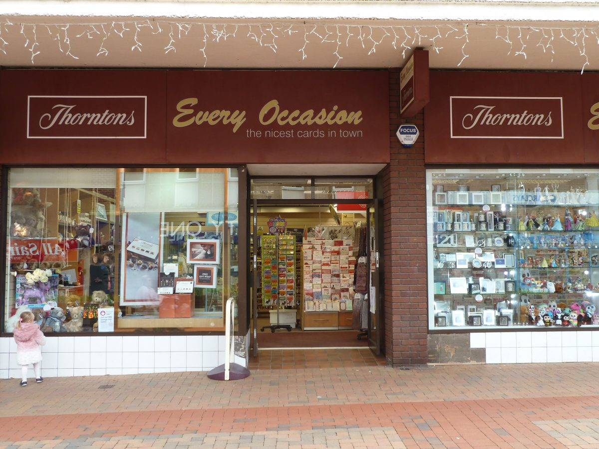 Thorntons - Bedworth