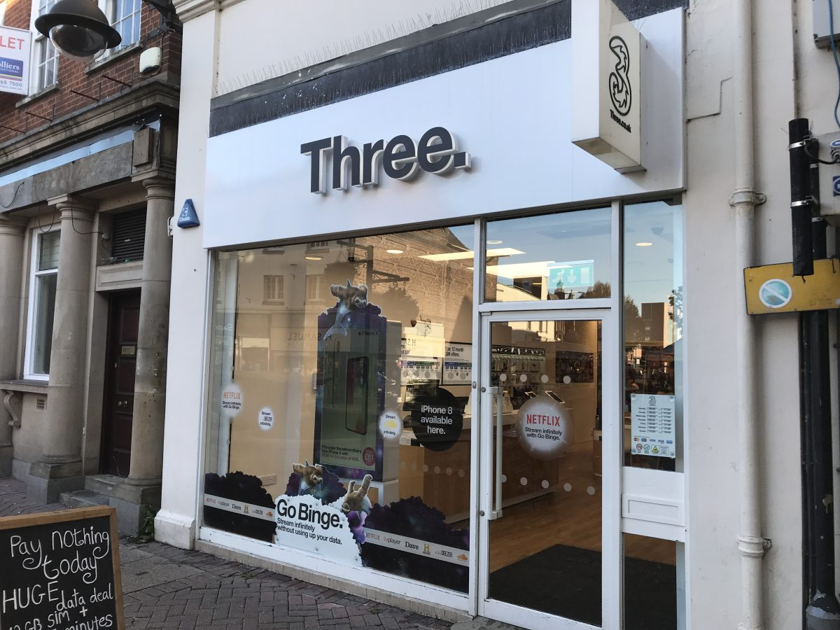 Three-Nuneaton