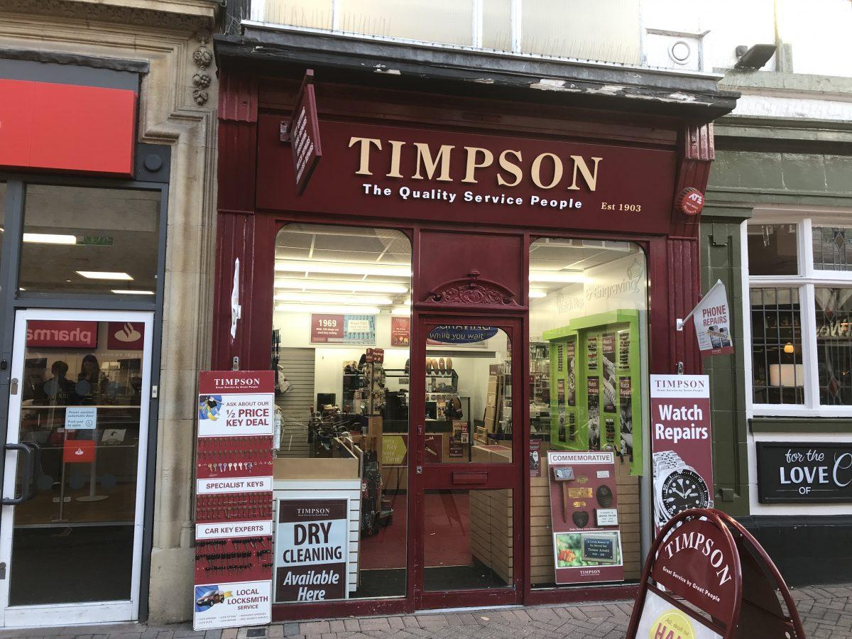 Timpson-Nuneaton