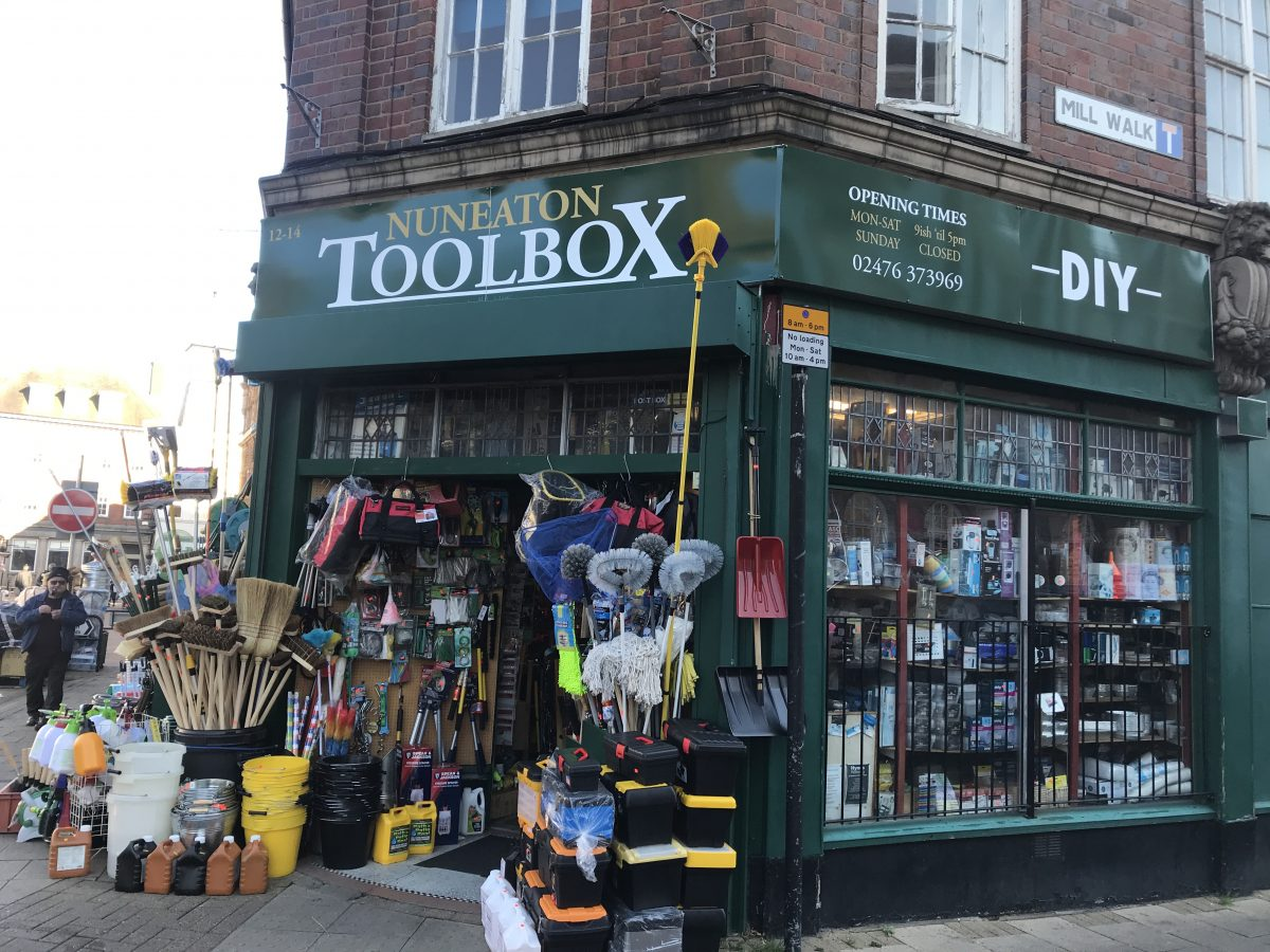 Toolbox-Nuneaton