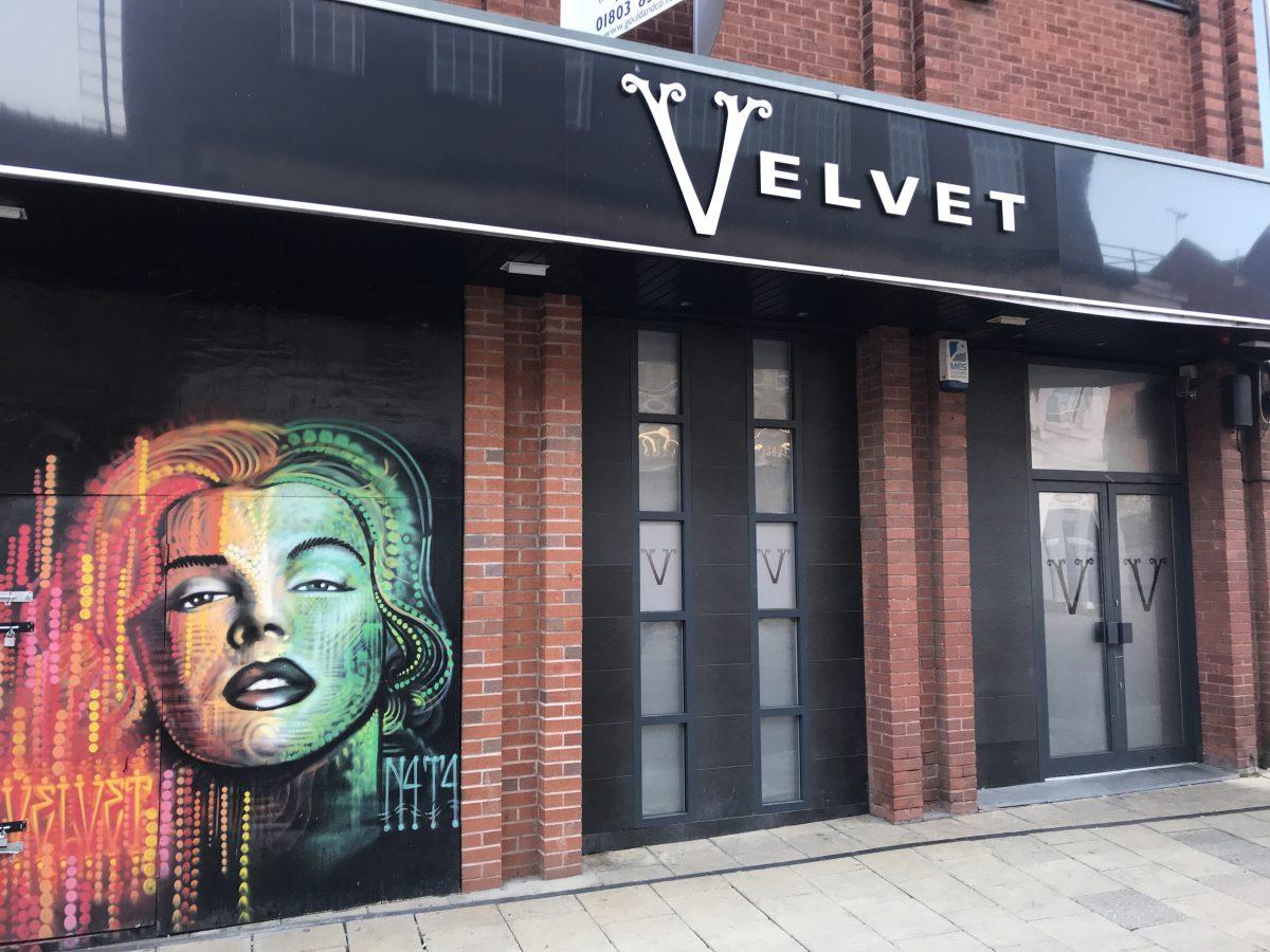 Velvet - Nuneaton