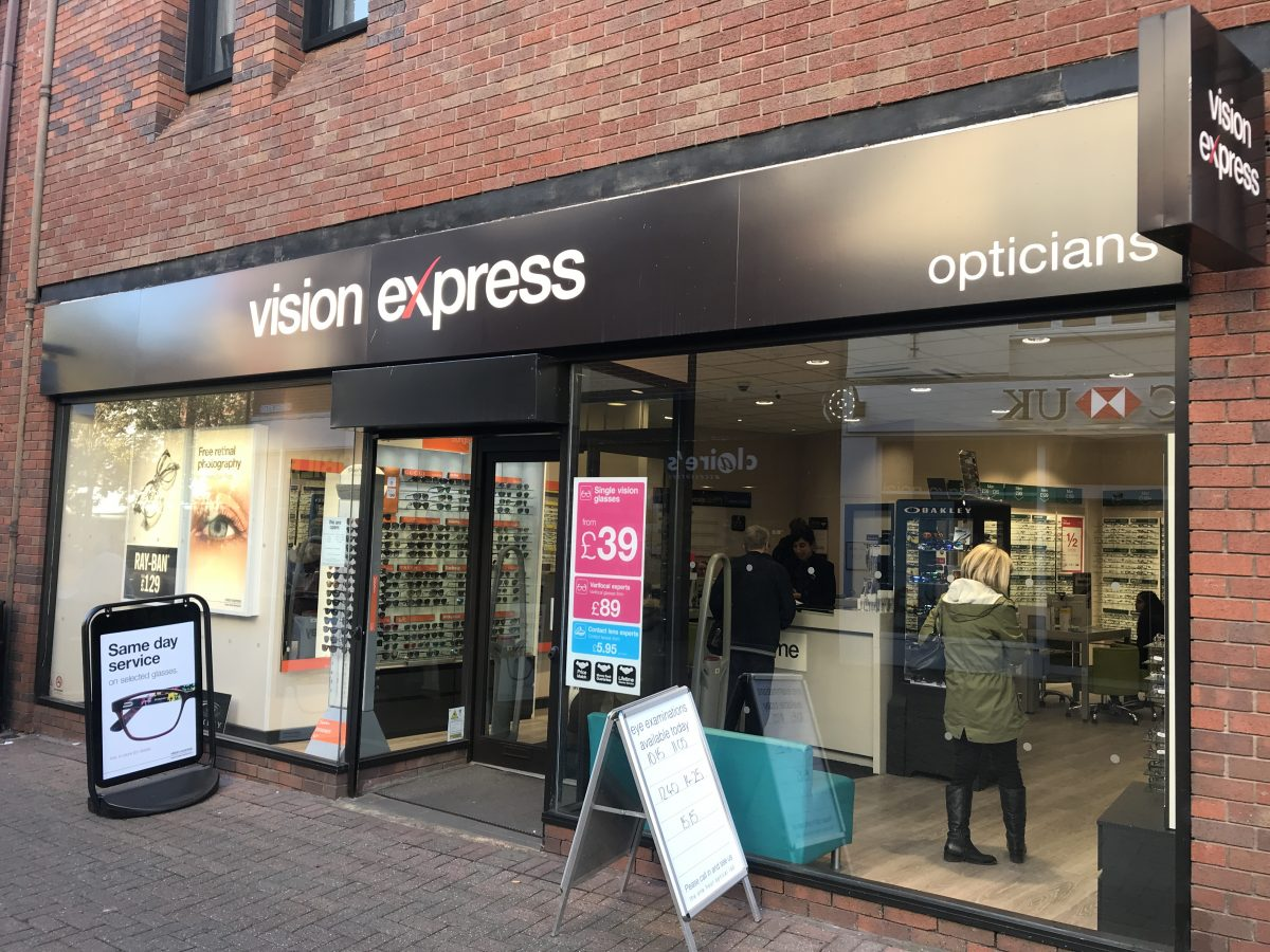 Vision Express-Nuneaton