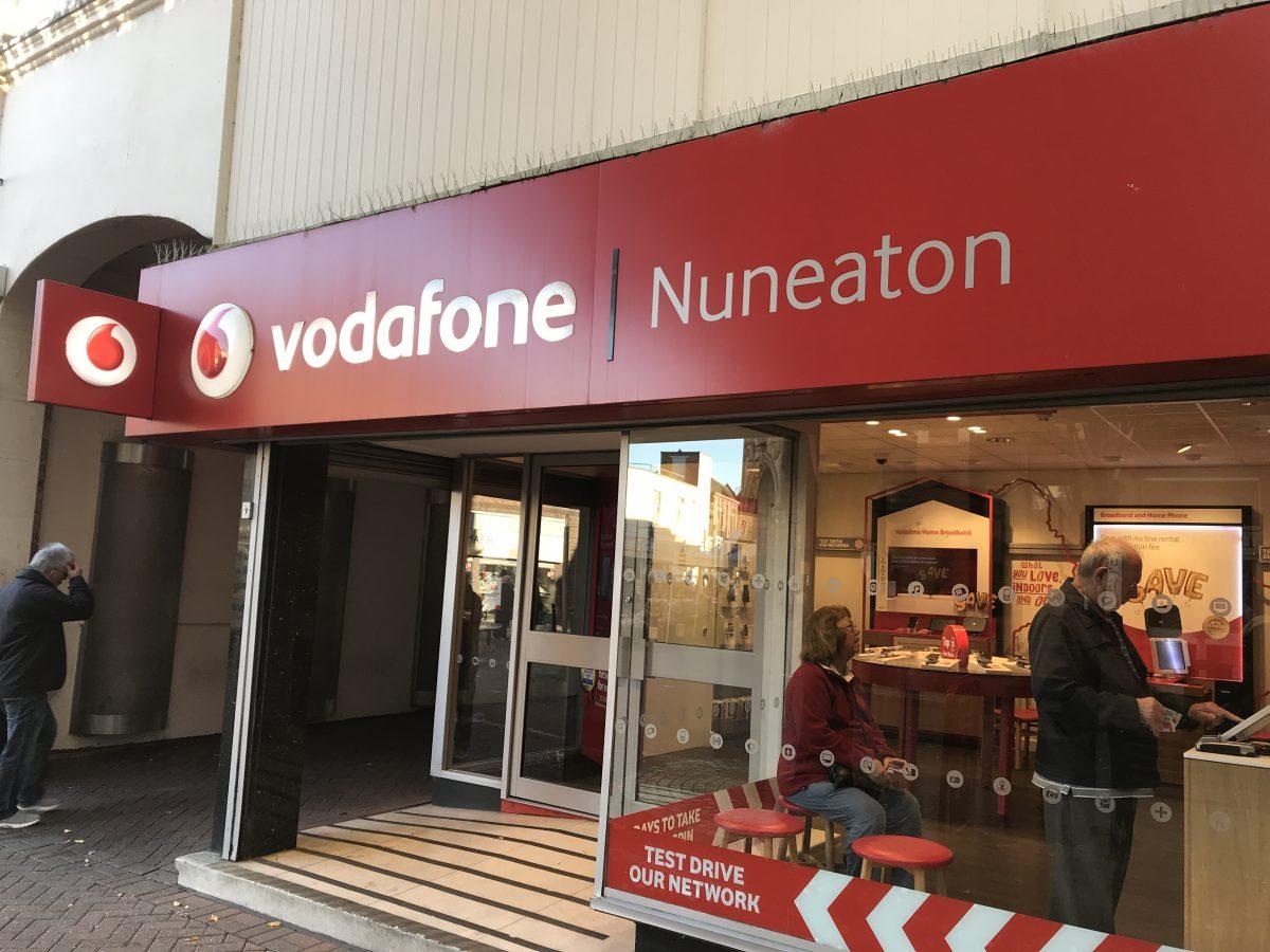 Vodafone-Nuneaton