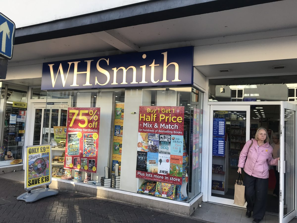 WHSmith-Nuneaton