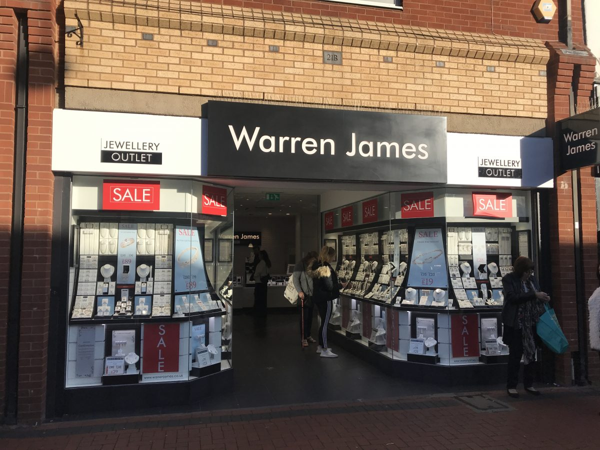 Warren James-Nuneaton