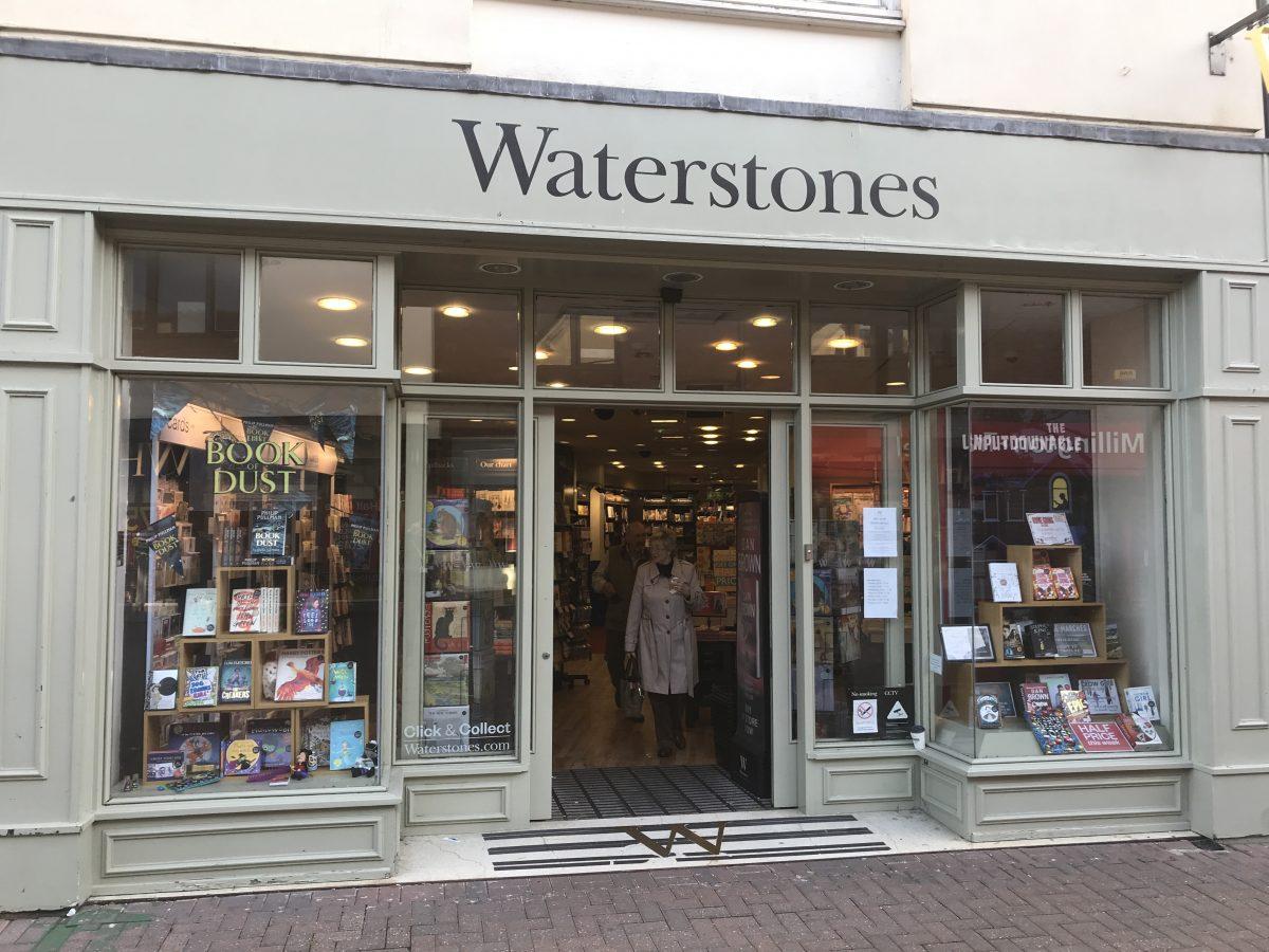 Waterstones-Nuneaton