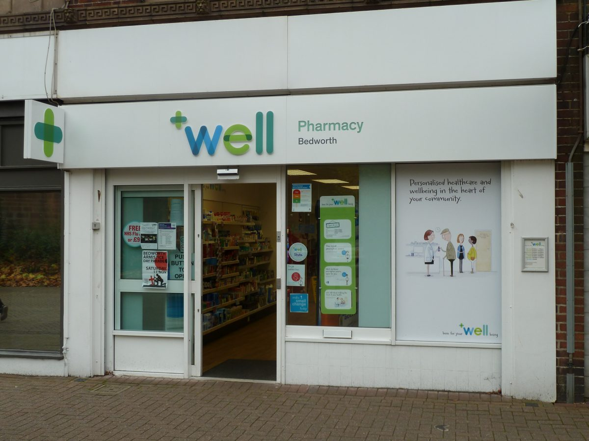 Well Pharmacy - Bedworth