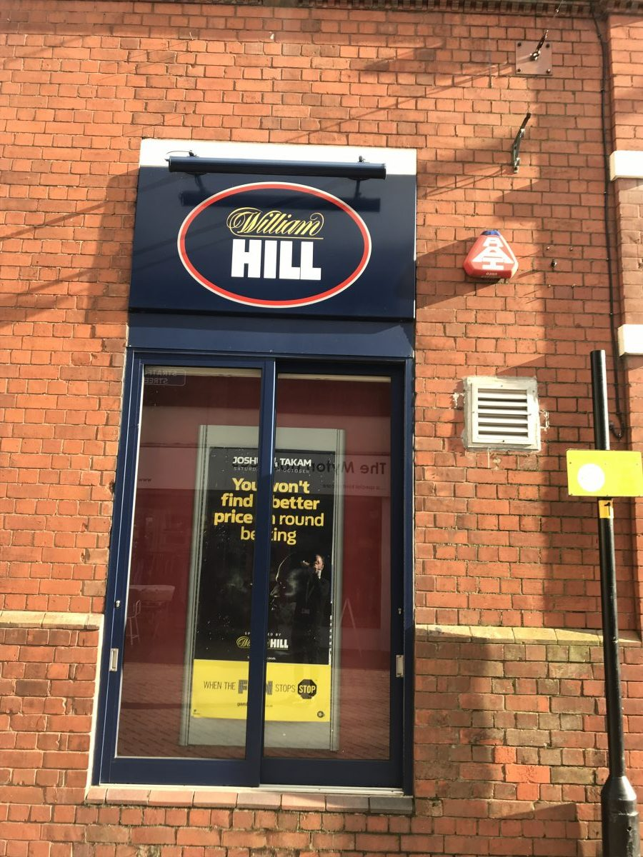 William Hill-Nuneaton
