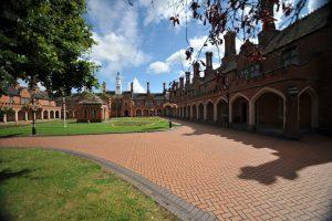 Almshouses - Bedworth